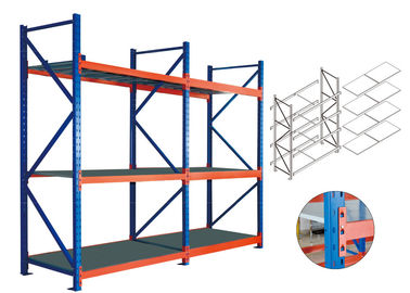 China Warehouse Heavy Duty Storage Rack With Powder Coating Surface Treatment factory