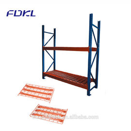 China Modern Style Heavy Duty Pallet Storage Racks For Super Market / Factory factory