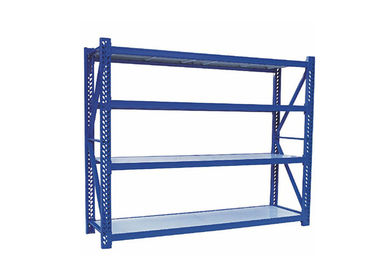 China SPCC Material Medium Duty Storage Racks Customized Layers CE Certification factory