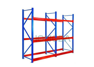 China Flexible Design Heavy Duty Storage Rack 200-3000KG UDL Per Level Loading Capacity factory