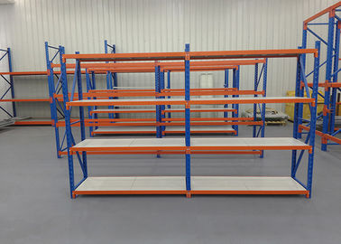 China Steel Material Light Duty Storage Rack With Powder Coating Surface Treatment factory
